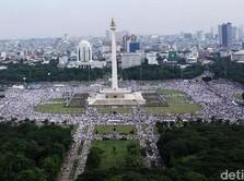 Reuni 212 Beri Dampak Positif Bagi Perekonomian Jakarta