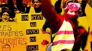 Rompi Kuning Menginvasi Paris