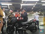 Kiprah Ekspor Yamaha dan Tantangan Jokowi