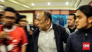 Mantan Anggota Exco PSSI Kembali Mangkir Panggilan Polisi