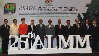 Menteri Ketenagakerjaan ASEAN+3 Sepakat Perkuat 'Green Jobs'