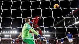 Klasemen Liga Inggris Usai Liverpool Menang Atas Everton