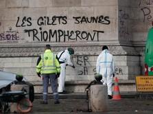 Respons Kerusuhan Paris, PM Prancis Gelar Pertemuan Darurat
