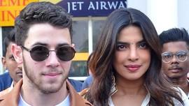 Nick Jonas Pamerkan Kue Pernikahan 7 Tingkat