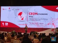 Jokowi: Inflasi 3,2% di 2018, Defisit APBN 1,8%