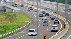 Jalan Tol Balikpapan-Samarinda Beroperasi April 2019