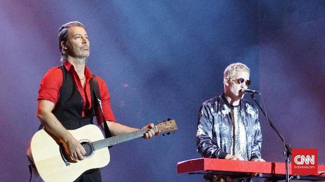Hangatnya Nostalgia Bersama Michael Learns To Rock di Bandung