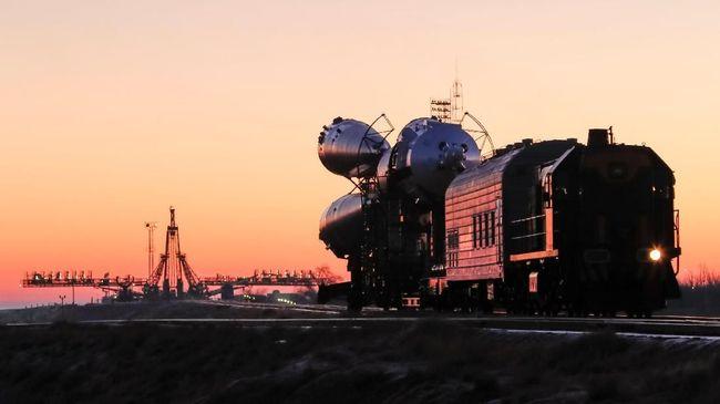 Jika Soyuz Gagal Meluncur, ISS Bisa Beroperasi Tanpa Awak