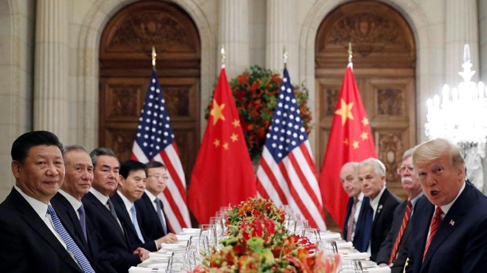 <p>Penangkapan itu bisa membuat sentimen antara China dan Amerika Serikat kembali meningkat. Padahal, beberapa hari lalu, Presiden AS Donald Trump dan Presiden China Xi Jinping menyetujui gencatan senjata sementara dalam perang dagang. Reuters/Kevin Lamarque</p>