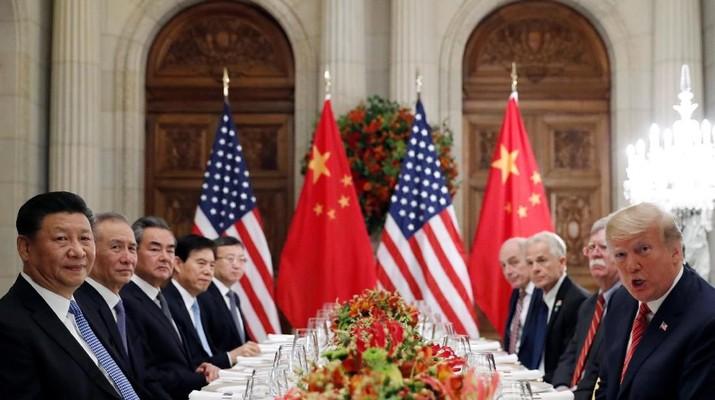 Trump Sebut Diskusi dengan China Positif, Perang Dagang Usai?