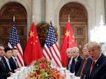 Bocoran Pertemuan Trump-Xi: AS-China Akan Gencatan Senjata!