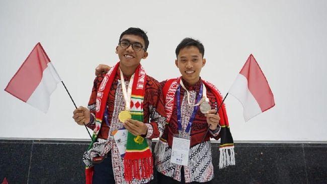Delegasi Indonesia Raih 6 Emas di World Skills Asia