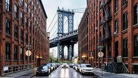 Pemandangan Ikonik di New York Terancam Punah