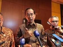 Jokowi Kaget Harga Tiket Pesawat Melambung Tinggi