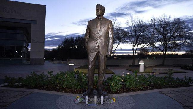 AS Gelar Perpisahan George HW Bush Selama Empat Hari