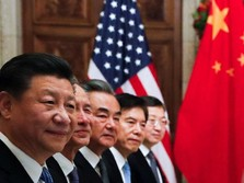 AS Tunggu Langkah Konkret China untuk Akhiri Perang Dagang