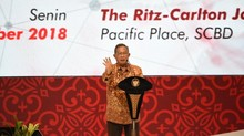 Darmin Berharap Ekonomi Tumbuh 5,1 Persen pada Kuartal I 2019