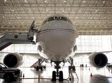 Dijual Cepat! Pesawat Jet Presiden Meksiko