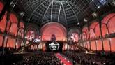 Ballon d'Or 2018 merupakan acara malam penghargaan untuk pemain terbaik dunia versi majalah Prancis. (REUTERS/Benoit Tessier)