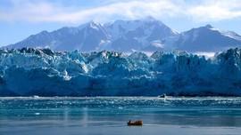 Kabin Terbakar, Pria Terjebak Salju Alaska Tiga Minggu