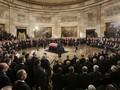FOTO: Jasad George HW Bush Dibaringkan di Gedung Capitol
