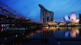 Tips Bermalam Murah Meriah di Singapura