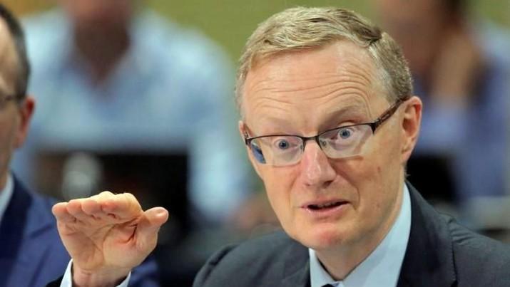 Bos Bank Sentral Kaget Dolar Australia Rontok karena China