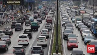 Jokowi: Indonesia Rugi Rp65 Triliun Gara-gara Macet