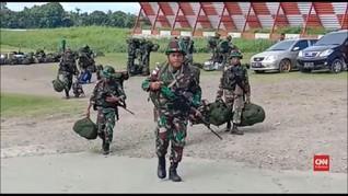VIDEO: Pasukan Gabungan TNI-Polri Siaga di Wamena
