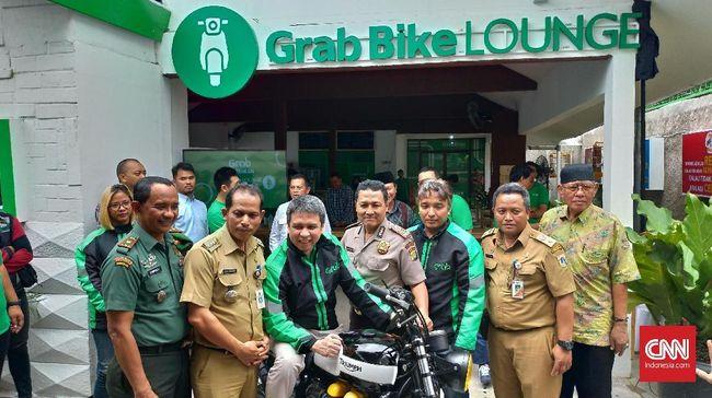 Grab Tambah GrabBike Lounge Kedua di Jakarta