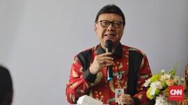 Tjahjo Minta Bupati Cianjur Kooperatif Usai Terjaring OTT KPK