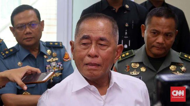 Menhan Tak Yakin Ada Kelompok Ingin Bunuh Wiranto Cs
