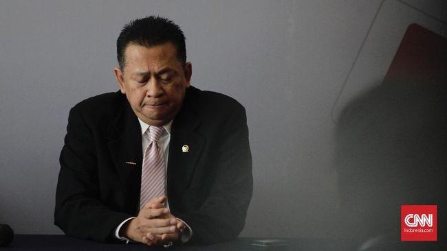 Bamsoet Mundur dari Pencalonan Ketua Umum Golkar