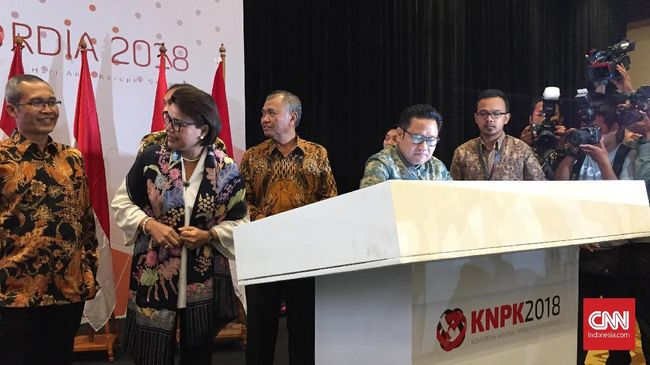PKS dan PBB Absen, NasDem Tolak Teken Komitmen Integritas KPK