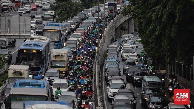 Biaya Balik Nama Kendaran di Jakarta Naik 12,5 Persen