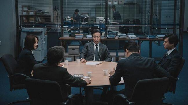Lima Besar Box Offce Korea Pekan Ini
