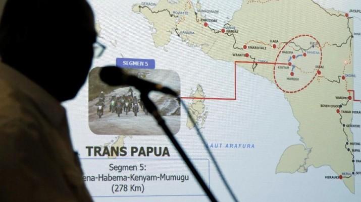 Menteri Basuki Sikapi Pembunuhan Puluhan Pekerja Trans Papua