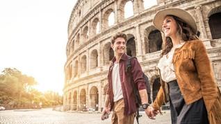 Kesalahan Turis saat Berwisata di Roma