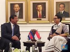 Ciputra-Garuda Food Bikin Hubungan RI-Kamboja Makin Mesra