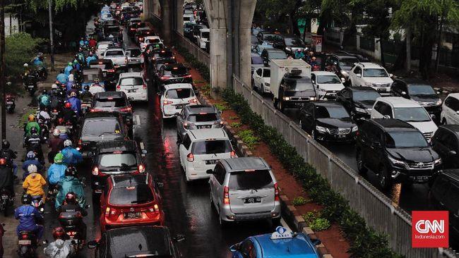 Gaikindo Tanggapi Soal Macet 'Bakar' Uang Triliunan Rupiah