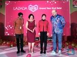 Beri Diskon 99% di Harbolnas, Lazada Target Pembeli Naik 800%
