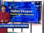 Geliat Ekspor Motor Indonesia
