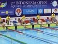 Millennium Aquatic Jakarta Juara Umum Indonesia Open 2018