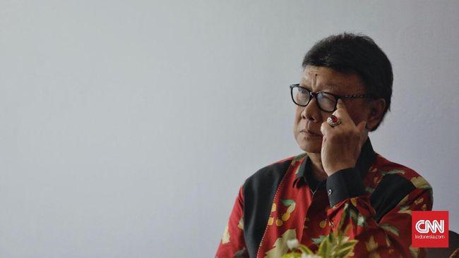 Mendagri Perintahkan Lukas Enembe Tak Tinggalkan Papua