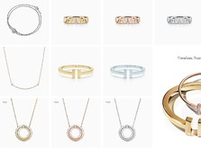 Turis China Jarang Beli Perhiasan, Omzet Tiffany & Co Merosot