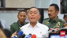 Menhan Bisiki Polisi Agar Timbang Ulang Kasus Kivlan Zen
