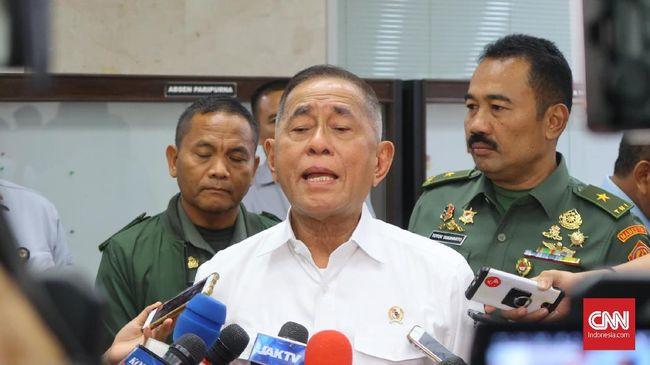 Ryamizard Soal Gaji: Rakyat Dulu Sejahterakan, Baru TNI
