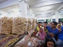 Di Desa Ngebret, UMKM Minta Sandiaga Uno Stabilkan Harga