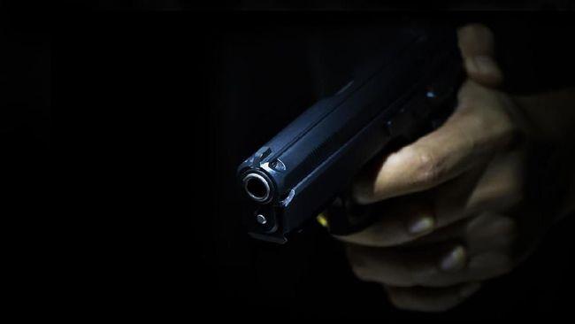 Polisi Tewas Ditembak Rekan Sendiri di Polsek Cimanggis