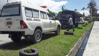 Dua Karyawan di Papua Berhasil Kabur dengan Luka Tembak